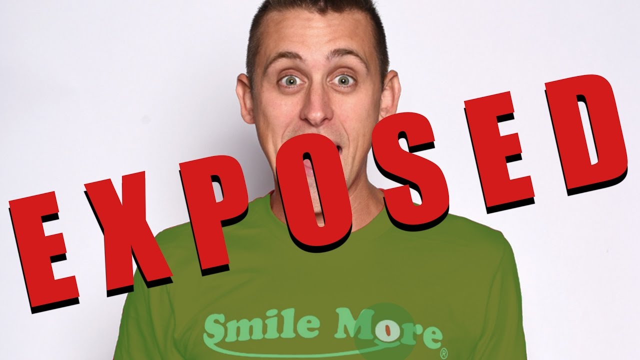 ROMAN ATWOOD EXPOSED!