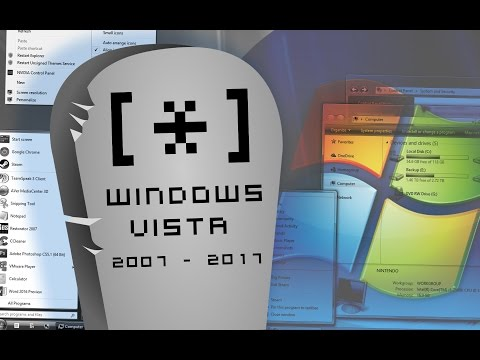 Microsoft kończy z Windows Vista