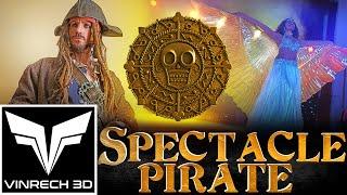 Spectacle Pirate par NXP Concept ! - VINRECH PRODUCTION