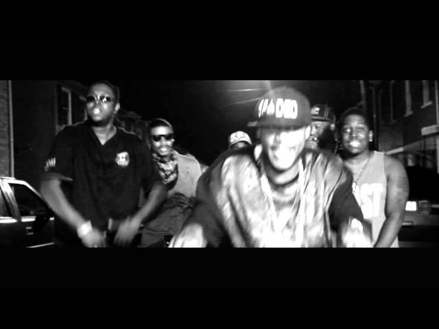 """Cyriz Da Viruz """"Im Da Man"""" A-FFICIAL VIDEO Prod: K Da Produca"""