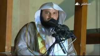 jumu ah prayer in egypt 14 06 2013 sheikh muhammad al arifi part 2 الشيخ محمد العريفي