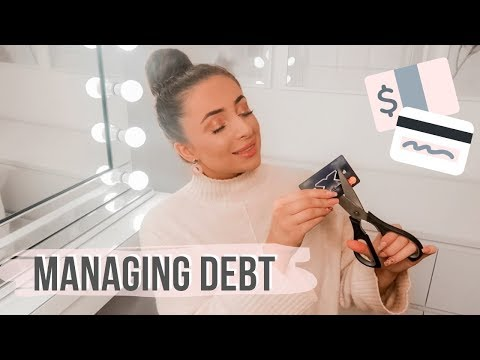 REDUCE YOUR DEBTS IN 2020   HOW TO SAVE WHILST IN DEBT   MANAGE DEBTS   Hazel Maria Wood