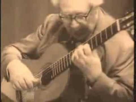J. S. Bach - BWV 1007 (Andrés Segovia - Guitar)