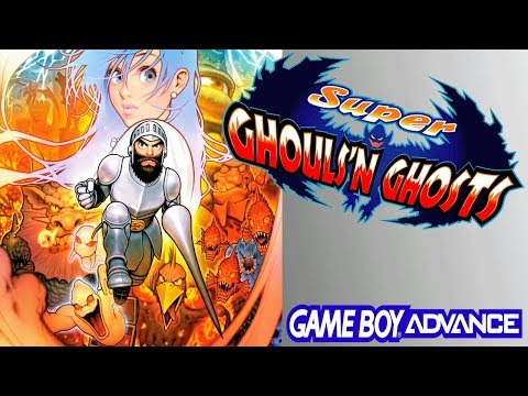 ???? Super Ghouls'n Ghosts [Game Boy Advence] ATÉ ZERAR !!