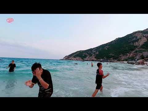 Bãi Nồm - Bãi Tắm Chính - Đảo Bình Ba   Nha Trang Trong Tôi
