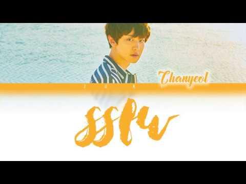 SSFW (봄 여름 가을 겨울) - CHANYEOL (찬열) [HAN/ROM/ENG COLOR CODED LYRICS]
