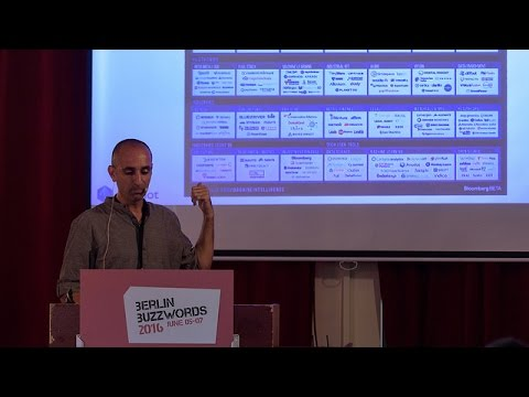 #bbuzz 2016: Ira Cohen - Learning the learner: Using machine learning to track performance ... on YouTube