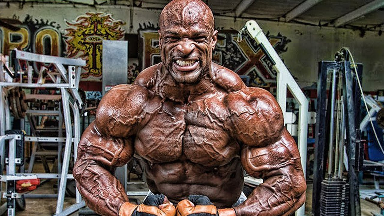 ronnie coleman is back muscle madness youtube