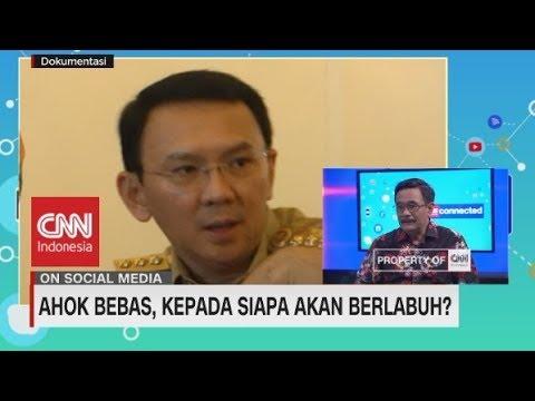 Ahok Bebas, Kepada Siapa Akan Berlabuh? Blak-blakan Djarot Saiful Hidayat