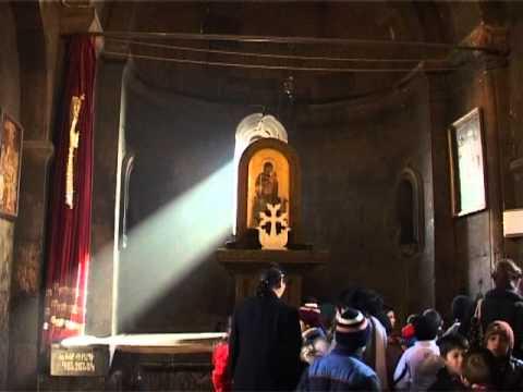 Христианские святыни Армении часть 1