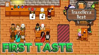Fantasy Tavern Simulator! – Traveller's Rest – First Taste