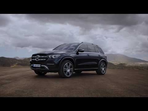 "The New GLE – Interior – ""All Kinds Of Strength"" 