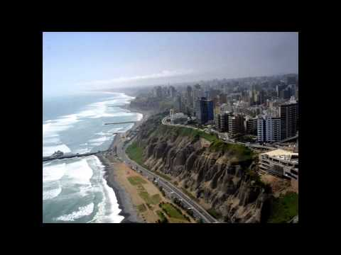 Best tourist attractions in Peru - Lima - Costa Verde