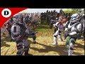 DELTA SQUAD CIVIL WAR - Star Wars: Rico's Brigade S2:E15