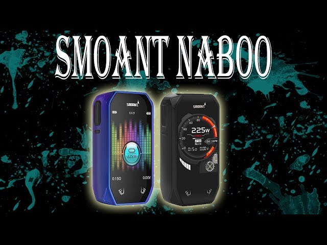 Smoant Naboo o Charon Mini, That is the Question