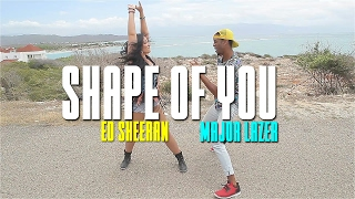 ED SHEERAN - SHAPE OF YOU - DANCE CHOREOGRAPHY by Shady Squad & Marie Kerida (MAJOR LAZER REMIX)
