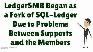 What is LedgerSMB ERP?