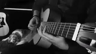 ♥حلات وتس اب عزف. جيتار حزين♥