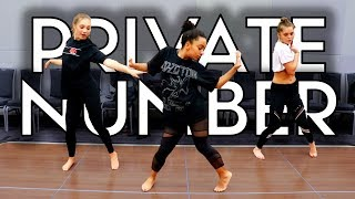 Private Number - The Jets | Radix Dance Fix Season 2 | Brian Friedman Choreography