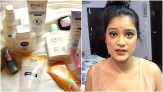 Must Have Affordable Products For Oily Skin People | Skincare Routine For Oily Skin