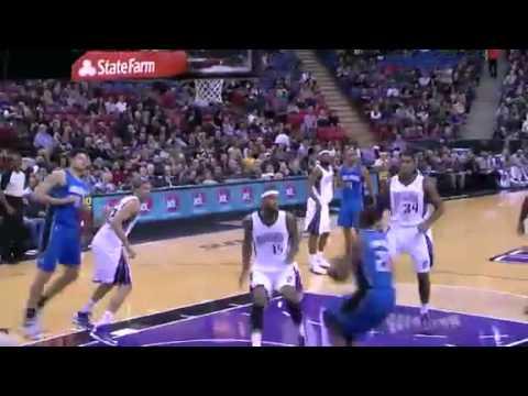 Cousins BIG Block   Orlando Magic Vs Sacramento Kings   12   07   2012   NBA Season 2012   13