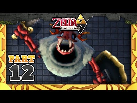 The Legend of Zelda: A Link Between Worlds - Part 12 - Thieves' Hideout!