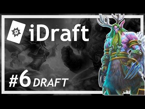 Hearthstone: iDraft - 6 - Draft (Prison Druid Arena)