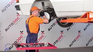 Como substituir uma pinça de travão traseirono MERCEDES BENZ 190 W201 [TUTORIAL]