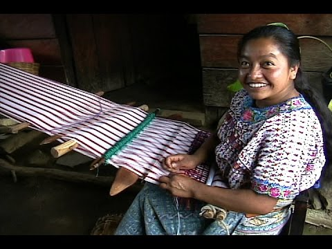 Splendor In The Highlands: Maya Weavers of Guatemala (English R1)