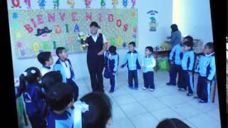 DÍA DEL LOGRO  - NIVEL INICIAL - 5 AÑOS  (MISS  LISSETE)