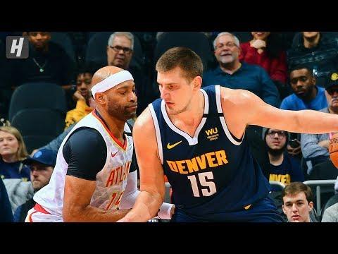 Denver Nuggets Vs Atlanta Hawks - Full Game Highlights | January 6, 2020 | 2019-20 NBA Season