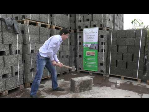 Можно ли делать несущие стены из арболита