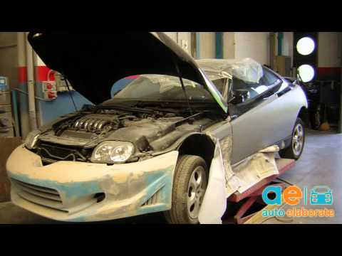 Alfa Romeo GTV Veilside Tuning