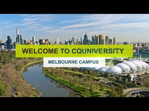 Welcome To CQUniversity Melbourne