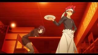 Shokugeki No Soma Episode 1 Pork Roast