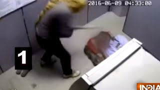 Caught on CCTV: Robbers Brutally Killed ATM Guard Before Loot in Rajasthan