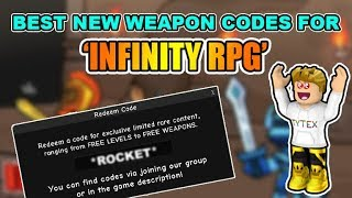 Infinity Rpg Codes 2019 Rainbow