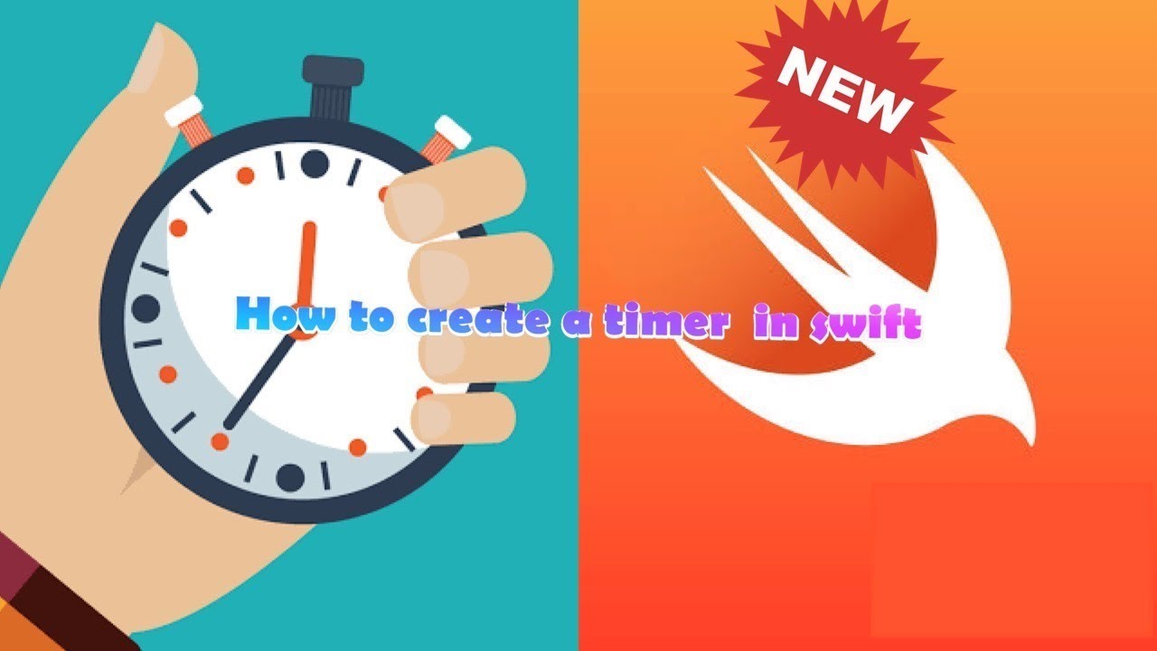 How To Create A Timer App using swift In XCode 11+ (Swift 5.0) 2019