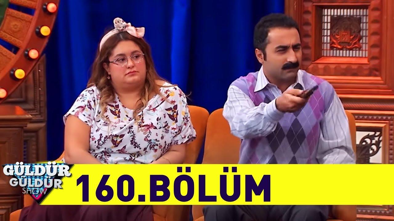 Güldür Güldür Show 160 Bölüm Full Hd Tek Parça Youtube