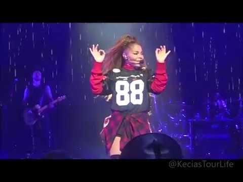 Janet Jackson - #SOTW2 No Sleeep