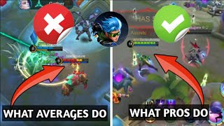 6 Things which can enhance your gameplay | Journey from Average to Pro | Mobile Legends