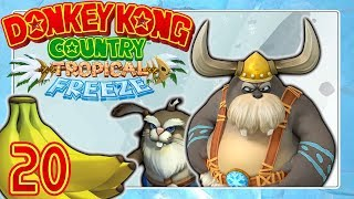 leise rieselt der schnee         donkey kong country  tropical freeze  20