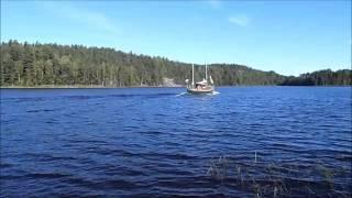 видео Как плавать в шхерах