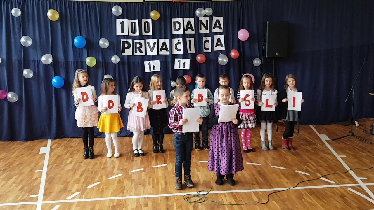 100 Dana Prvacica Ivan Goran Kovacic Gradacac I Dio Youtube