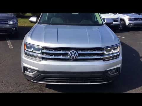 2018 Volkswagen Atlas Lansdale, Doylestown, Philadelphia, Warrington, Collegeville, PA 18V1494
