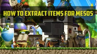 How to extract items for mesos reboot