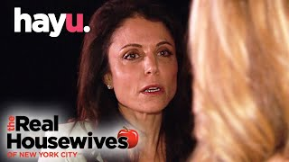 Bethenny And Ramona Battle Over Brunch Etiquette | The Real Housewives of New York City