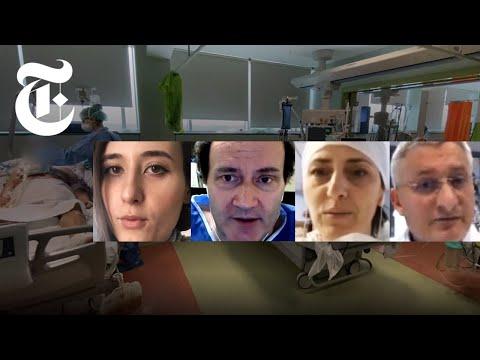 'Brace Yourself': Doctors in Italy Share Coronavirus Advice | NYT News