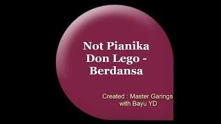 Not Pianika Don Lego - Berdansa