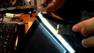 Как разобрать, снять тачскрин и заменить дисплей. Планшет ASUS MeMO Pad HD 7 ME173X(, 2014-02-03T15:06:03.000Z)
